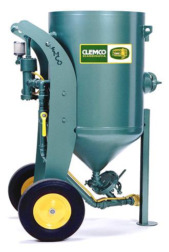 Clemco Очистное оборудование
